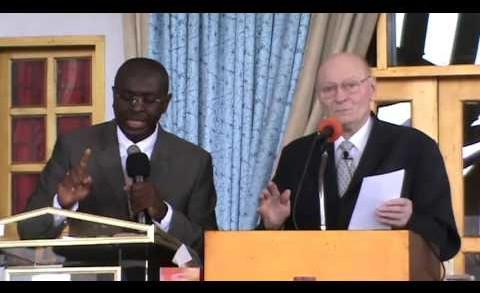 2015/09/13 Abidjan Réunion des ministres – English/French