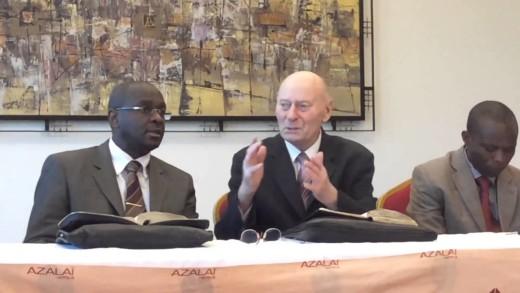 2016/04/10 Reunion des serviteurs Cotonou Benin – English/French